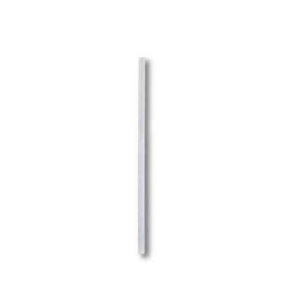 "Paper Straws – White 5.75"" Unwrapped (3,500 Straws)"