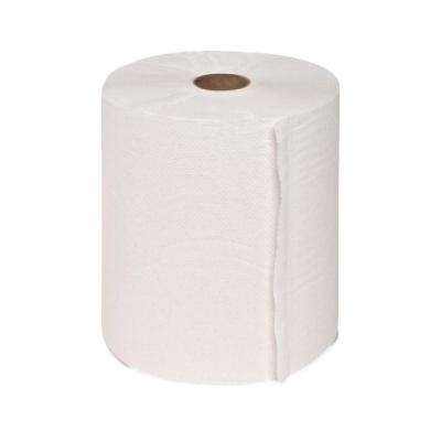 Hardwound Roll Towel – 350′  White    7.875X350′ 1-Ply Wht  (1181)