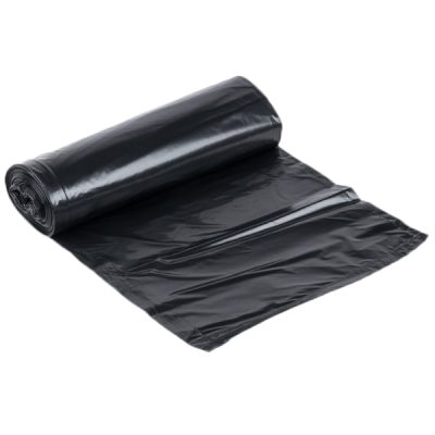 Black 40×46 Trash Liner – 45 gallon – 200/case
