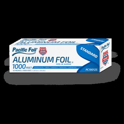 Foil Roll – 18″ X 1000′ Alum