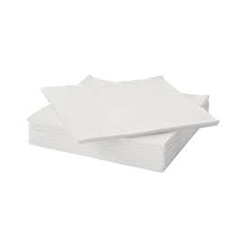 Beverage Napkin – White