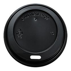 10 Oz. – 24 Oz. Cup Lid – Black