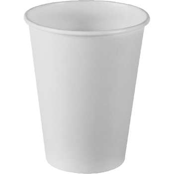 12 Oz. Hot Cup – White