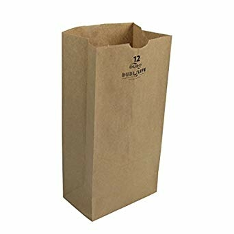 12Lb 40# Grocry Bag Krft