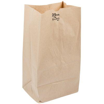 25Lb 40# Shorty Groc Bag Kft