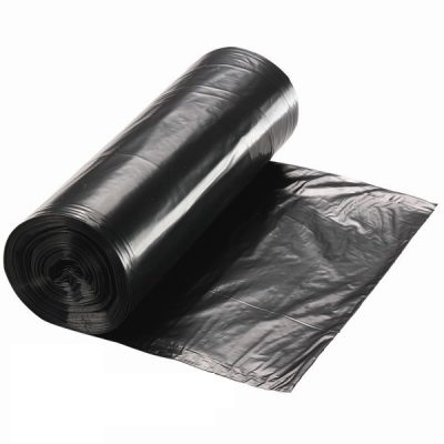 Black 40×46 Trash Liner – 40-45  Gallon  100/case