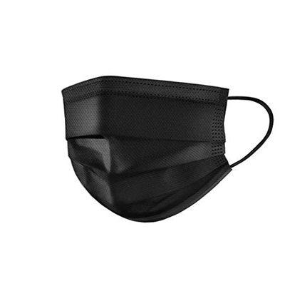 Black Face Mask – 50/case