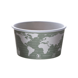 World Art Paper Soup Containers – 12 oz