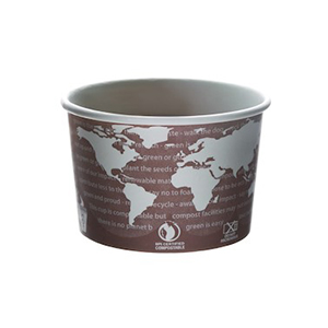 World Art Paper Soup Containers – 8 oz